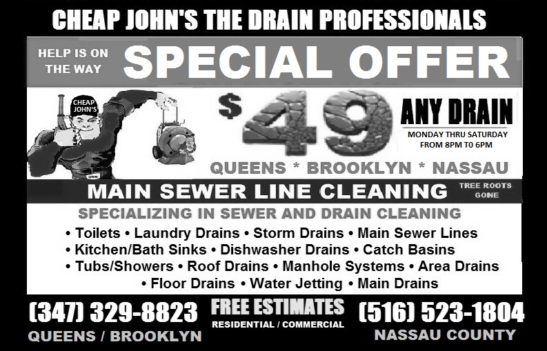 Astoria Sewer And Drain Cleaning